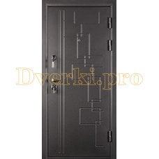 Металлическая  дверь БАЯРД