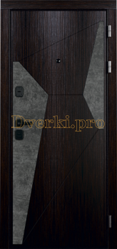 Металлическая  дверь ДИПЛОМАТ 100