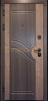Металлическая  дверь ДЖАЗ 100