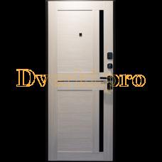 Металлическая  дверь ЭЛЕГИЯ 110