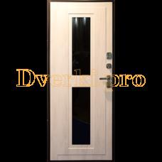 Металлическая  дверь СЕНАТОР 100 (ТЕРМОРАЗРЫВ)