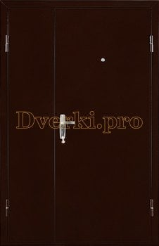 Металлическая дверь W-ТАНДЕМ