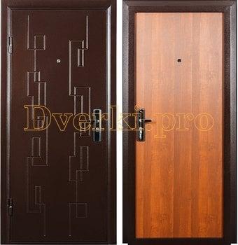 Металлическая  дверь S-СМЕРЧ