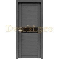 Дверь Велюкс 2 ясень грей, остекленная