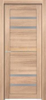 Дверь Велюкс 3 трюфель, остекленная