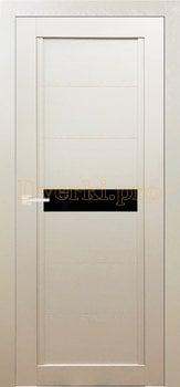 Дверь Т-1 керамика, остекленная, Экошпон Стандарт