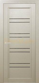 Дверь Т-4 керамика, остекленная, Экошпон Стандарт