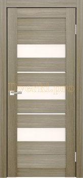 4116, Дверь X-7 лиственница белая, остекленная, , 3 645.00 р., 4116-01, , Экошпон Стандарт