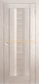 3891, Дверь Y-1 лиственница кремовая, остекленная, 29687, 4 995.00 р., 3891-01, , Экошпон Стандарт