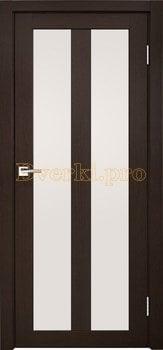 4123, Дверь Z-3 лиственница кремовая, остекленная, , 4 145.00 р., 4123-01, , Экошпон Стандарт