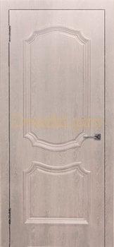 4070, Дверь Асти (объемный багет) крем, остекленная, , 5 080.00 р., 4064-01, , Облицованные ПВХ