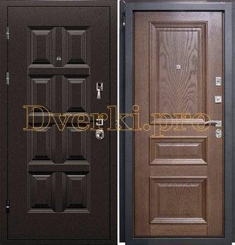 Металлическая дверь S-МИНИСТР