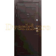 Металлическая дверь XXX-АНТЕЙ