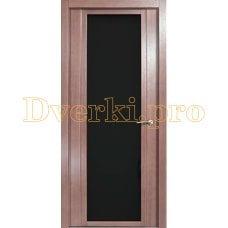 Дверь H-IV черное стекло