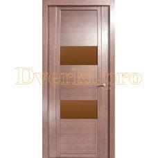Дверь H-VII бронзовое стекло