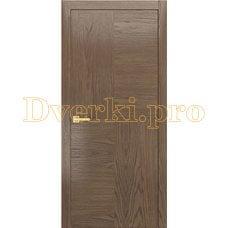 Дверь PLAIN 2 дуб грейвуд, глухая