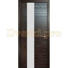 Дверь V-I  стекло белое