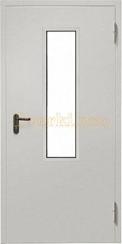 Дверь стальная техническая ДТС1