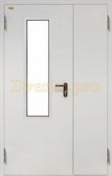 Дверь стальная техническая ДТС2