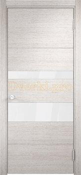 4096, Дверь Турин 04 дуб бежевый вералинга, остекленная, , 6 500.00 р., 4096-01, , Экошпон Премиум