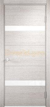 4097, Дверь Турин 05 дуб бежевый вералинга, остекленная, , 5 705.00 р., 4097-01, , Экошпон Премиум