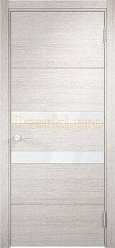 4100, Дверь Турин 11 дуб бежевый вералинга, остекленная, , 5 705.00 р., 4100-01, , Экошпон Премиум