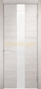 4106, Дверь Турин 14 дуб бежевый вералинга, остекленная, , 6 935.00 р., 4106-01, , Экошпон Премиум