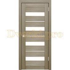 Дверь X-5 неаполь, остекленная