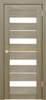 4112, Дверь X-5 грей, остекленная, , 3 645.00 р., 4112-01, , Экошпон Стандарт