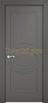 3395, Дверь Париж 04 софт графит, глухая, 26246, 5 905.00 р., 3395-01, , Двери Эмалит Классика
