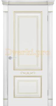 Дверь Фелиса эмаль RAL9010, глухая