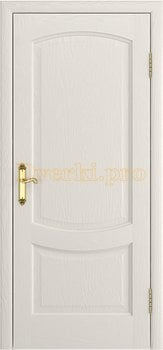 4055, Дверь Ростра 5 ясень жемчуг, глухая, 29978, 8 348.00 р., 4055-01, , Двери шпон Комфорт