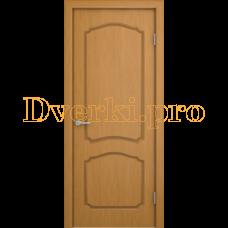 Дверь Каролина дуб, глухая