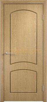 419, Дверь Кэрол дуб, глухая, 11526, 4 010.00 р., 419-01, , Двери облицованные ПВХ