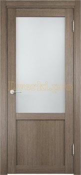 1997, Дверь Баден 04 дуб дымчатый, остекленная, 20922, 3 240.00 р., 1997-01, , Двери Eldorf экошпон с 3D покрытием