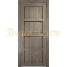 Дверь Рома п-10 вишня малага, глухая