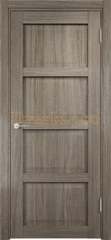 1258, Дверь Рома п-10 вишня малага, глухая, 18049, 6 190.00 р., 1258-01, , Двери экошпон Премиум