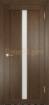 2329, Дверь ЭКО 01 венге мелинга, остекленная, 21569, 3 955.00 р., 2329-01, , Двери Eldorf экошпон