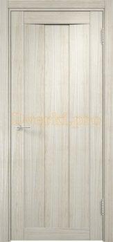 1216, Дверь Сицилия 01 беленый дуб мелинга, глухая, 17359, 9 660.00 р., 1216-01, , Двери экошпон Премиум