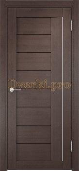 1410, Дверь Сицилия 13 венге, глухая, 18879, 9 470.00 р., 1410-01, , Двери экошпон Премиум