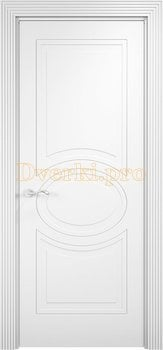 3391, Дверь Париж 04 софт айс, глухая, 26254, 5 905.00 р., 3391-01, , Двери Эмалит Классика
