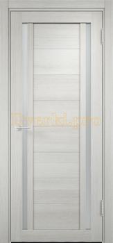 2165, Дверь Берлин 06 слоновая кость, остекленная, 21269, 4 265.00 р., 2165-01, , Двери Eldorf экошпон с 3D покрытием