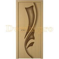 Дверь Лидия дуб, глухая