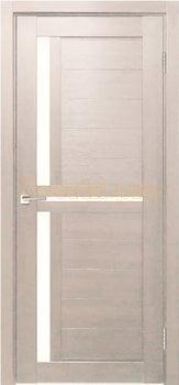 3981, Дверь Z-1 лиственница кремовая, остекленная, 29783, 4 145.00 р., 3981-01, , Двери экошпон Стандарт