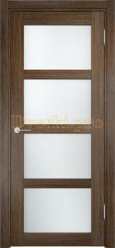 1301, Дверь Рома п-11 венге мелинга, остекленная, 18092, 6 190.00 р., 1301-01, , Двери экошпон Премиум