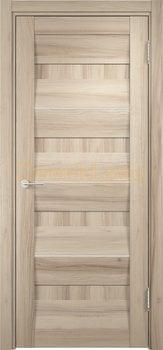 1449, Дверь Сицилия 11 капучино, глухая, 18918, 9 660.00 р., 1449-01, , Двери экошпон Премиум