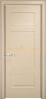 3402, Дверь Париж 05 софт панакота, глухая, 26287, 5 905.00 р., 3402-01, , Двери Эмалит Классика