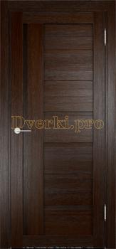 2198, Дверь Берлин 03 дуб темный, глухая, 21327, 4 055.00 р., 2198-01, , Двери Eldorf экошпон с 3D покрытием