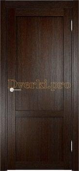 1955, Дверь Баден 03 дуб темный, глухая, 20880, 3 415.00 р., 1955-01, , Двери Eldorf экошпон с 3D покрытием