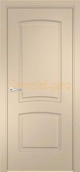 3323, Дверь Оксфорд софт панакота, глухая, 26130, 9 055.00 р., 3323-01, , Двери Эмалит Классика